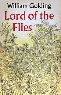 the tension between the enemies in william goldings lord of the flies Revise and learn about the plot of william golding's lord of the flies with bbc   william golding had been in the royal navy during the conflict and had seen.